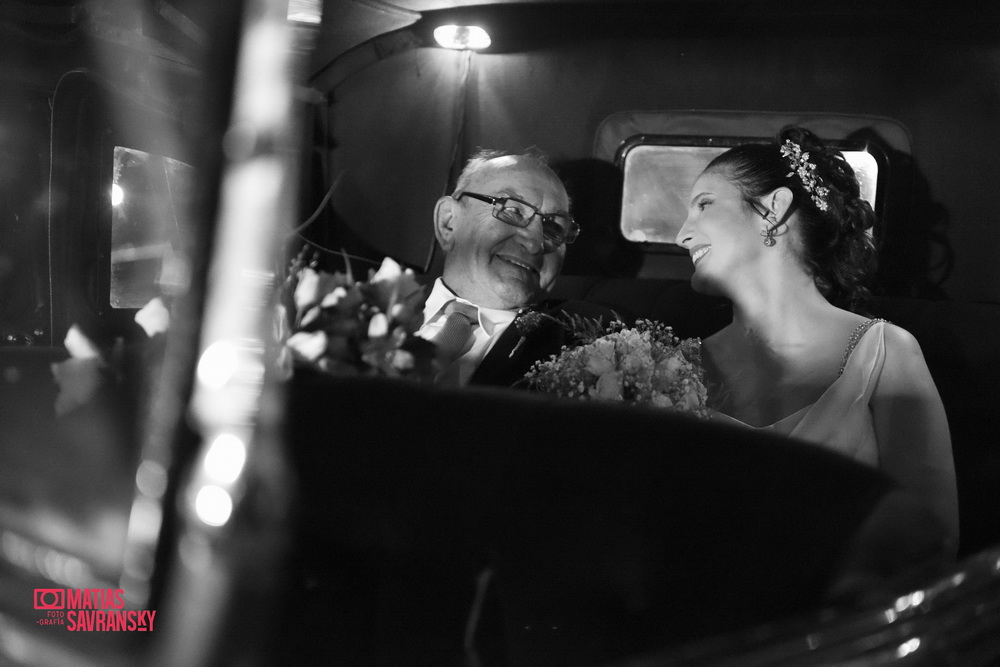 Fotos del casamiento de Laura y Matias en el salon Fracco por Matias Savransky fotografia