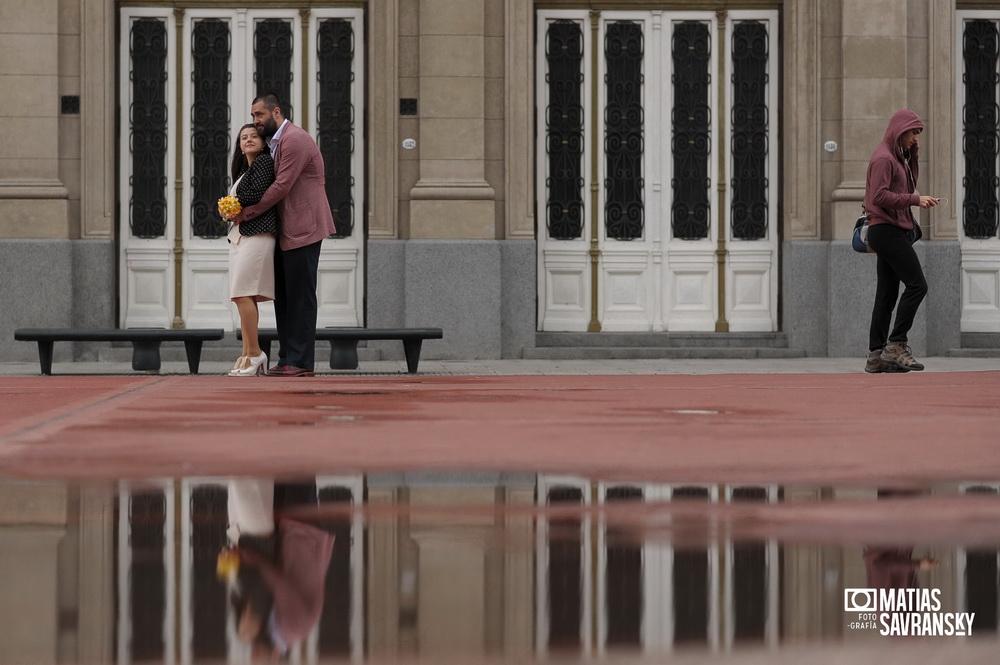 Fotos de la boda de Adri y Ale en el registro civil de la calle Uruguay, Buenos Aires por Matias Savransky Fotografia de autor