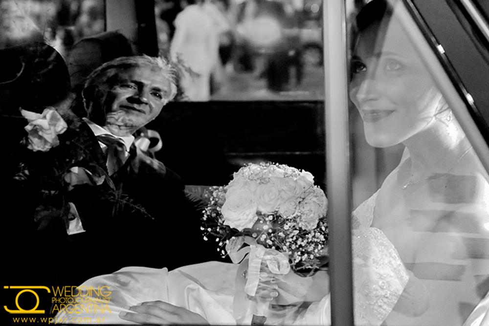 Foto de boda premiada del fotografo Matias Savransky