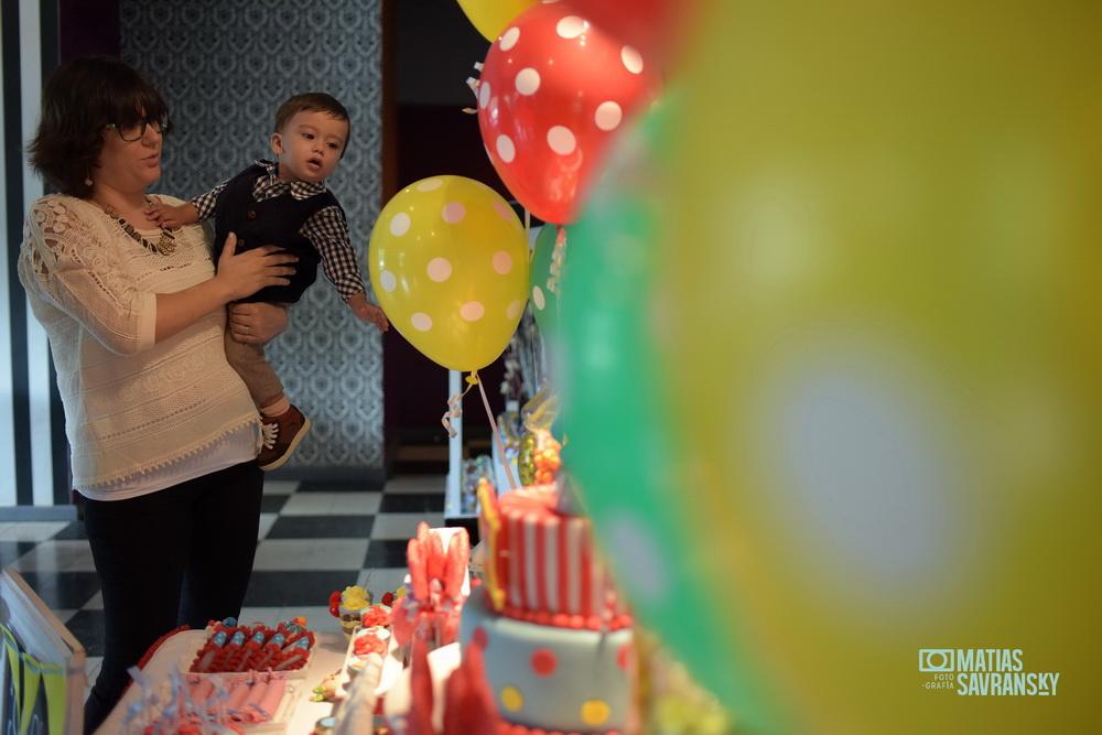 Fotos de cumpleaños en Puerto Aventura de Jeronimo por Matias Savransky fotografia