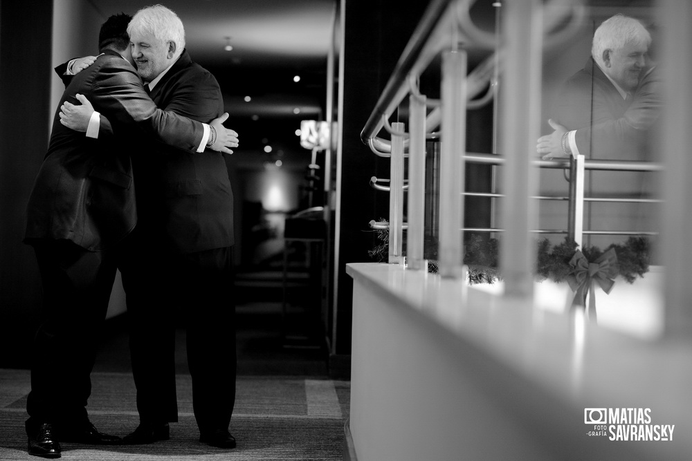 Fotos de casamiento hotel wyndham de Jenny y Lucas por Matias Savransky fotografo de Buenos Aires