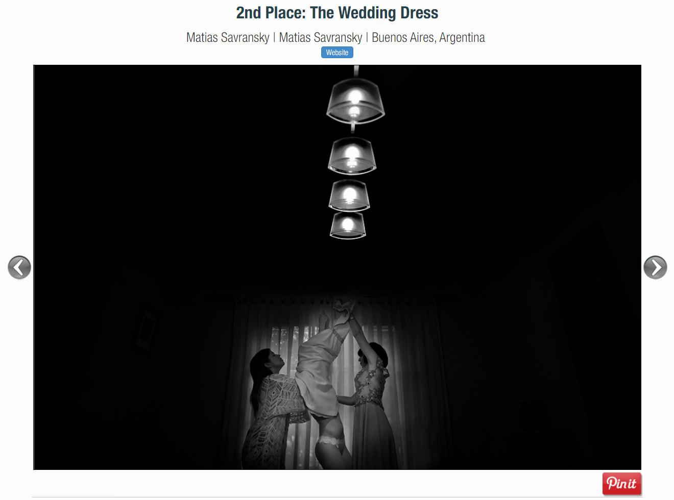 foto de casamiento premiada por la ispwp de matias savransky fotografo buenos aires
