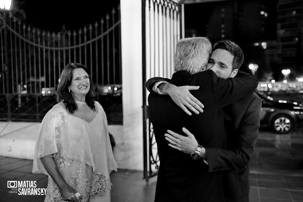 foto casamiento iglesia nuestra señora del pilar por matias savransky fotografo buenos aires